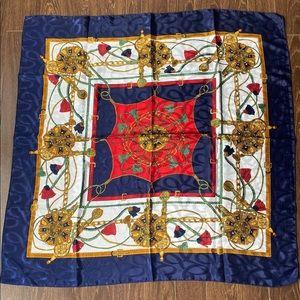Vintage  Geometric scarves
